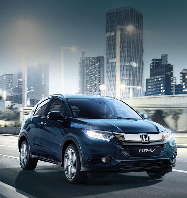 מסודר רכב פנאי שטח מפנק וחסכוני HRV 2019 | הונדה רכב YQ-55