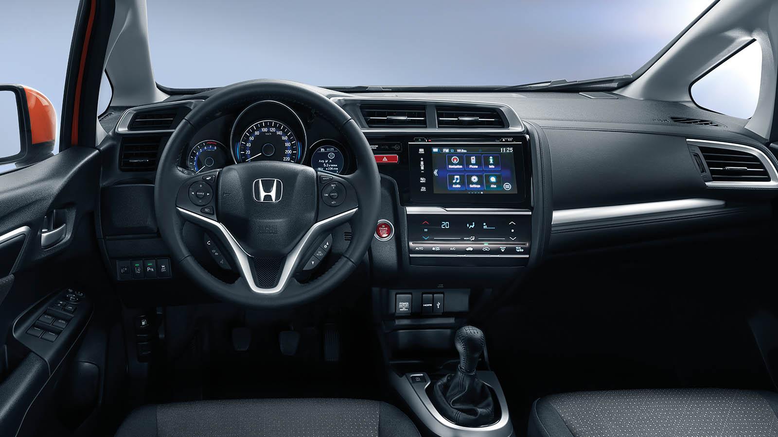 מדהים הונדה JAZZ 2019 - רכב קומפקטי וחסכוני | הונדה רכב JV-25